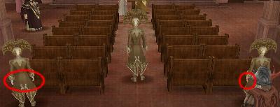 黄金の犯人2教会1回目