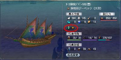 船強化ランク