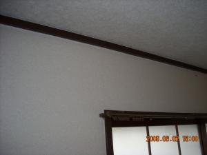 壁紙張替(クロス張替)和室1