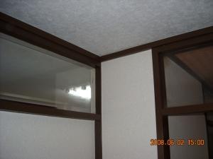 壁紙張替(クロス張替)和室2