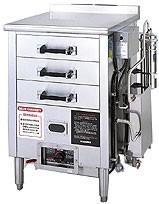 五加調理器の蒸し器