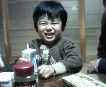 甥っ子(^.^)
