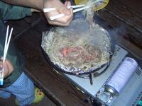 肉蒸し焼き 1