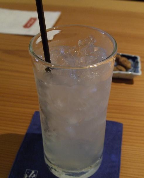 伽藍 柚子蜜(アイス)