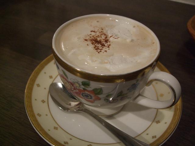東山珈琲館ウィンナーコーヒー