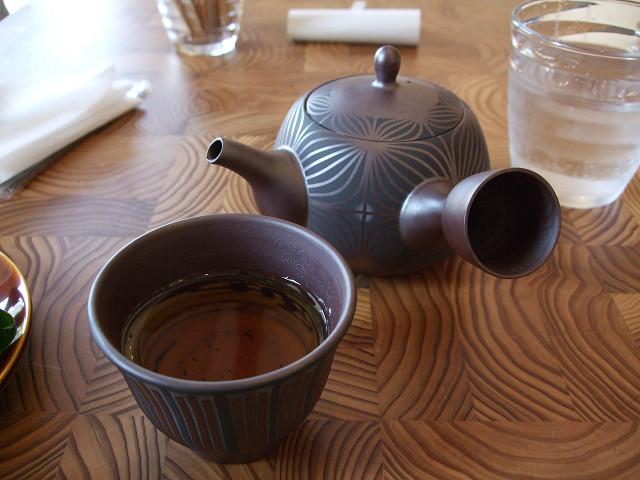 桜庵 ほうじ茶
