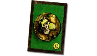 お宝よーいドン!:ラッキーコイン