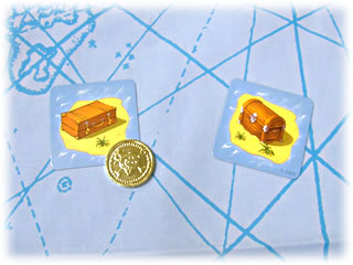 キャプテンクック:海賊コイン