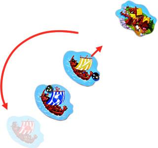 ワイルドバイキング:船の循環