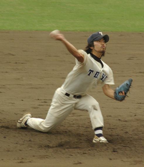 東洋大学スポーツ新聞編集部 - [準硬式野球]力の差見せられ 初戦落とす