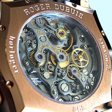 Roger Dubuis Bi-Retrograde 52weeks Perpetual Calendar Chronograph  ロジェデュブイ バイレトログラード 52週パーペチュアルカレンダー クロノグラフ ムーヴメント