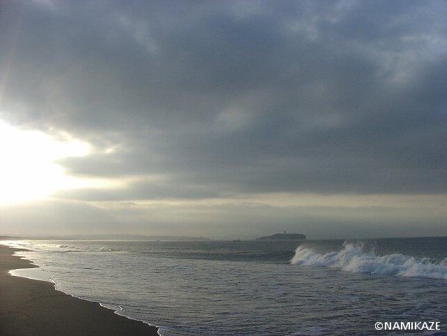 07/31 湘南 茅ヶ崎の海