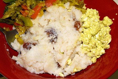 ウィ-ト・ハートの朝ご飯